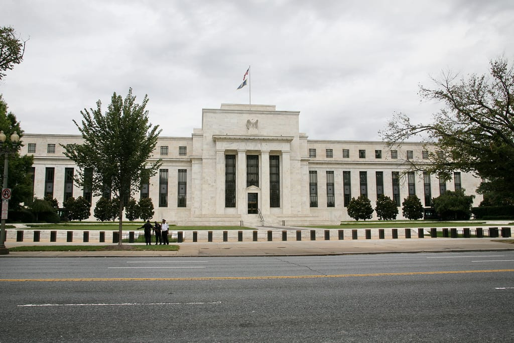 [Marriner S. Eccles Federal Reserve Board Building]