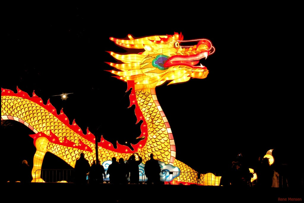 [Chinese Dragon]