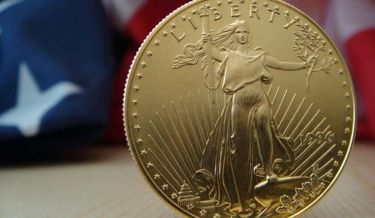 precious metals coins provide refuge from market fallout stock