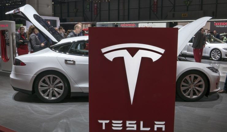 Tesla Competition in Self-Driving Vehicles Mounts | Stock