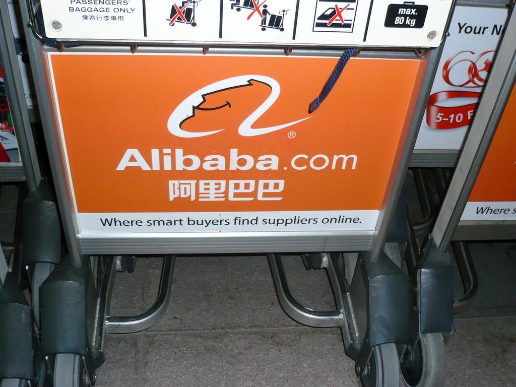 [Alibaba Logo]