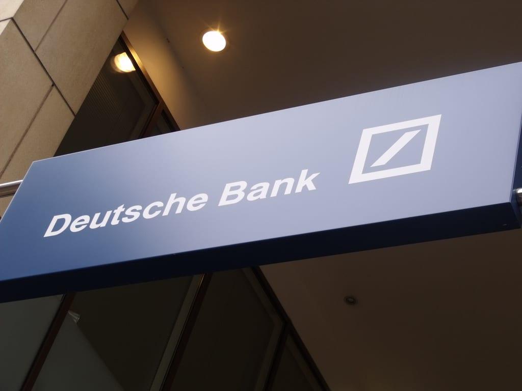 [Deutsche Bank logo]
