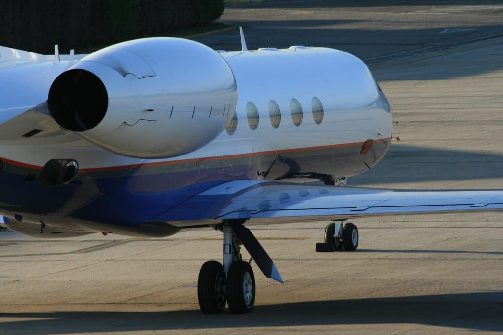 [Corporate Jet]