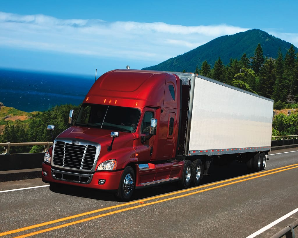 [Frieghtliner Freight Truck]