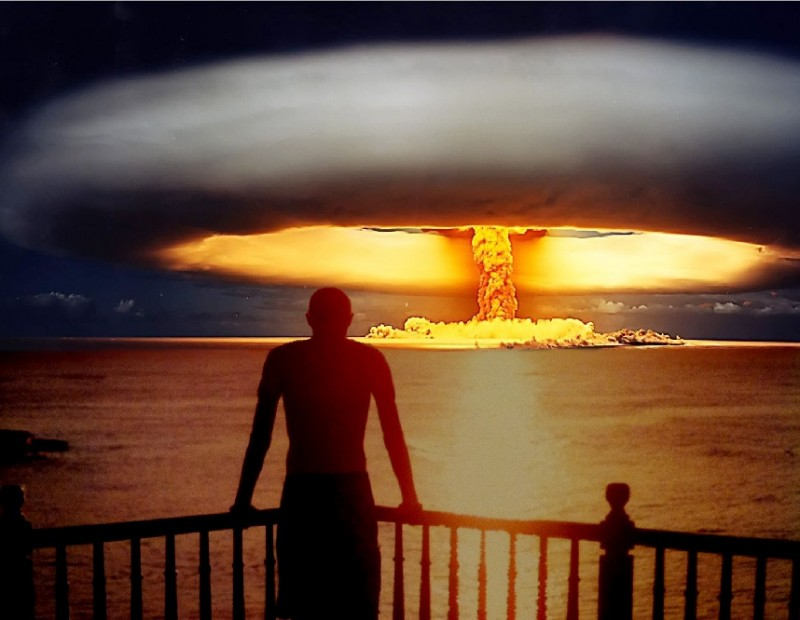 [Nuclear test in the Dominican Republic]