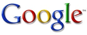 [Google Logo]