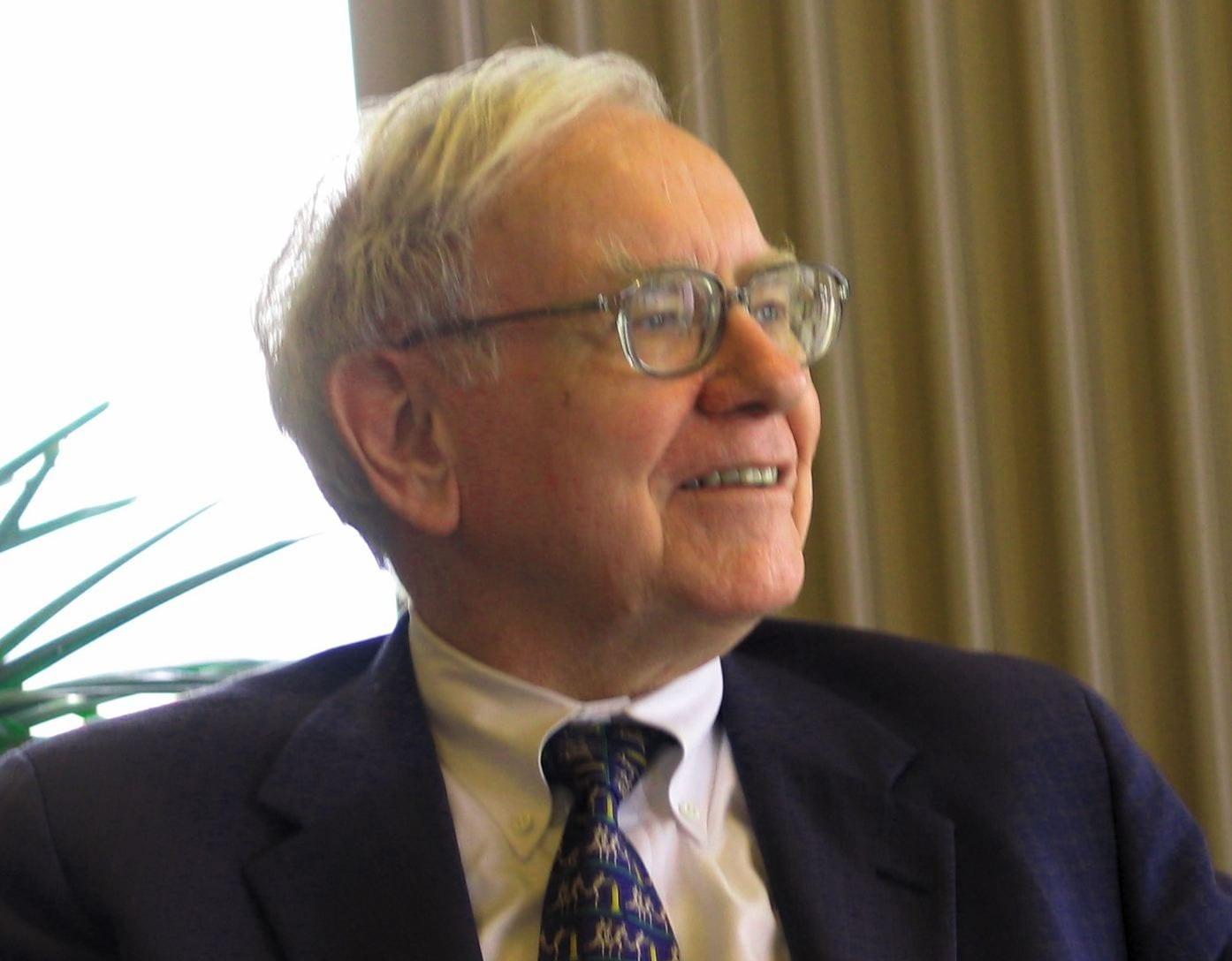 [Warren Buffett]