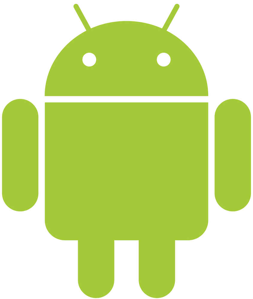 [Android logo]