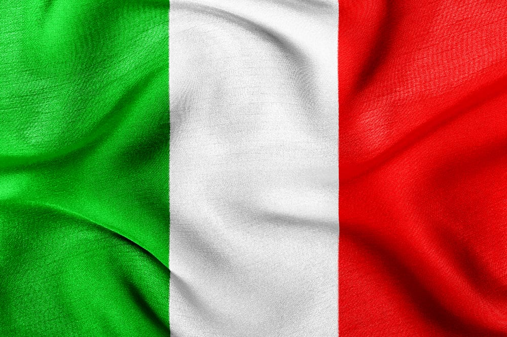 [Italian Flag]