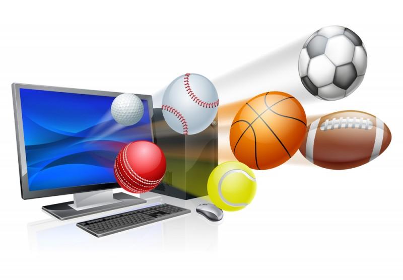Sports via Computer