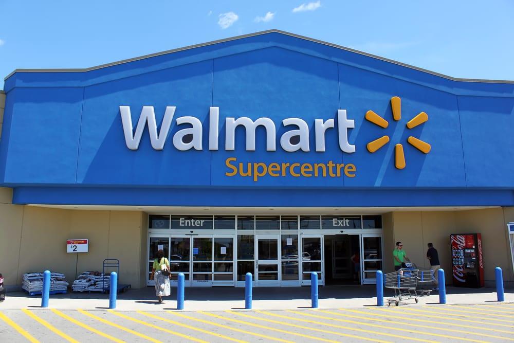 [Walmart Supercenter]