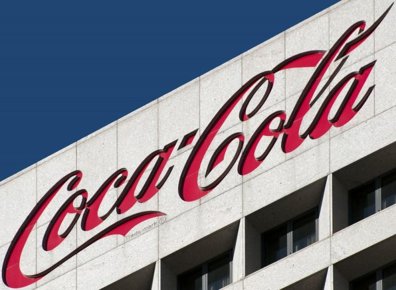 [Coca-Cola Logo]