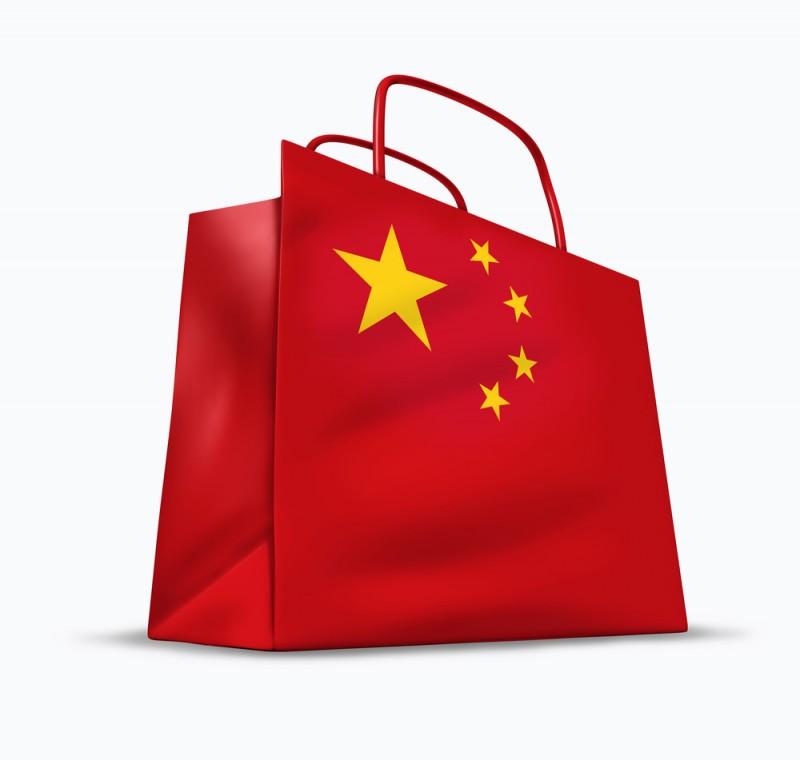 china shopping